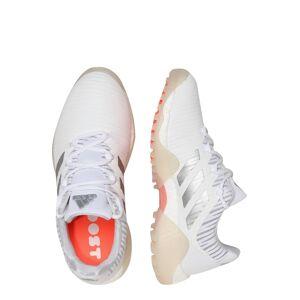 adidas Golf Športová obuv 'Codechaos'  biela / strieborná