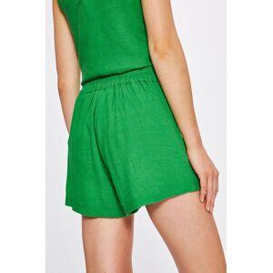 Answear - Šortky City Jungle zelená female S