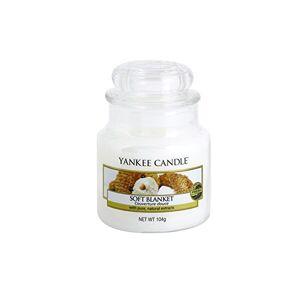 Yankee Candle Aromatická sviečka Classic malý Soft Blanket 104 g