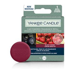 Yankee Candle Náplň do difuzéra do zásuvky auta Car Powered Black Cherry 1 ks