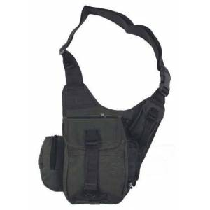MFH® (Max Fuchs®) Taška na rameno MFH® - olív (Farba: Olive Green )