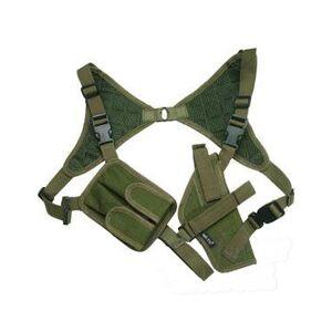 Mil-Tec® (Sturm Handels) Podpažné pištoľové púzdro CORDURA ® Mil-Tec® - olív (Farba: Olive Green )