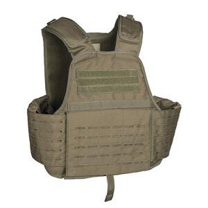 Mil-Tec® (Sturm Handels) Nosič plátov Laser Cut Carrier Mil-Tec® - olív (Farba: Olive Green )
