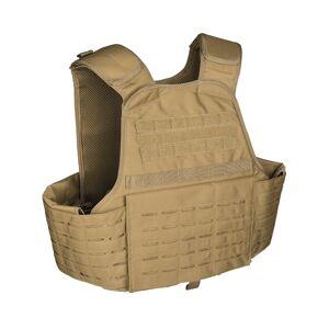 Mil-Tec® (Sturm Handels) Nosič plátov Laser Cut Carrier Mil-Tec® - coyote (Farba: Coyote)