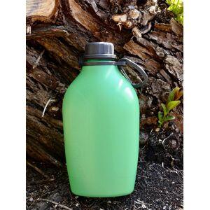 Wildo® Poľná fľaša Explorer 1 liter Wildo® – Zelená (Farba: Zelená)