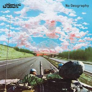 VEMZU VINYL SELECTION The Chemical Brothers – No Geography Vinyl