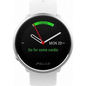 POLAR IGNITE biela S - Multišportové hodinky s GPS a záznamom tepovej frekvencie