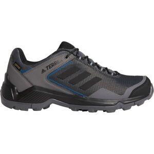 adidas TERREX EASTRAIL GTX tmavo sivá 11.5 - Pánska outdoorová obuv