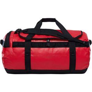 The North Face BASE CAMP DUFFEL L červená L - Cestovná taška