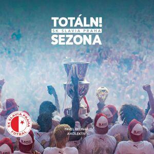 Sportisimo TOTÁLNA SEZÓNA SK SLAVIA PRAHA  NS - Kniha