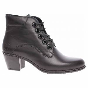 Rieker Dámska členkové topánky Rieker Y2100-00 schwarz 38