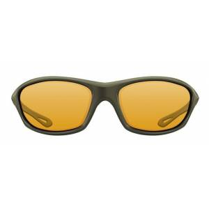 Korda polarizačné okuliare wraps gloss olive yellow lens