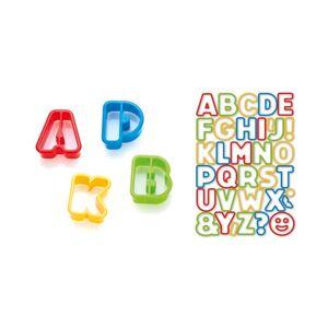 Tescoma vykrajovače abeceda DELÍCA KIDS, 34 ks