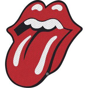 The Rolling Stones Tongue Nášivka Červená