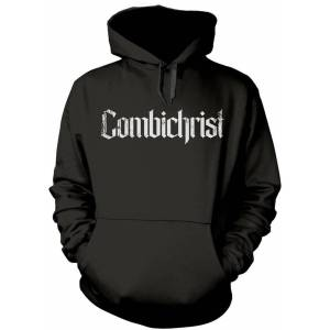 Combichrist Mikina Skull Čierna S