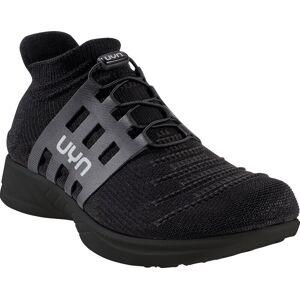 UYN Man X-Cross Tune Shoes Black Sole Optical Black/Black 41