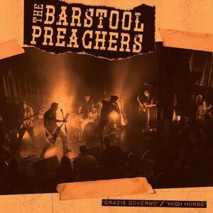 The Barstool Preachers Grazie Governo (Orange 7'' Vinyl LP)
