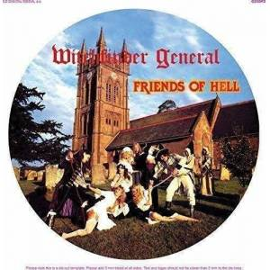 Witchfinder General Friends Of Hell (Vinyl 12'' Picture Disc)