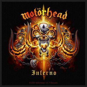 Motörhead Inferno Sew-On Patch