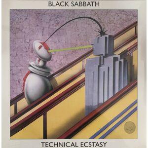 Black Sabbath Technical Ecstasy