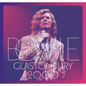 David Bowie Glastonbury 2000 (3 LP)