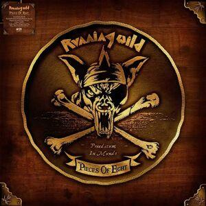 Running Wild Running Wild - Pieces Of Eight (2 LP + 7 CD)