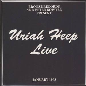 Uriah Heep Live (Vinyl LP)