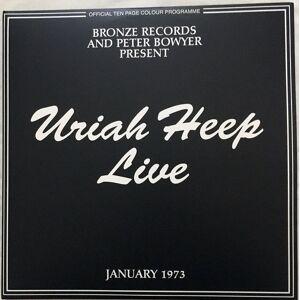 Uriah Heep RSD - Live (Vinyl LP)
