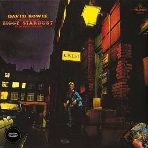 David Bowie The Rise And Fall Of Ziggy Stardust And The Spiders From Mars (Vinyl LP)