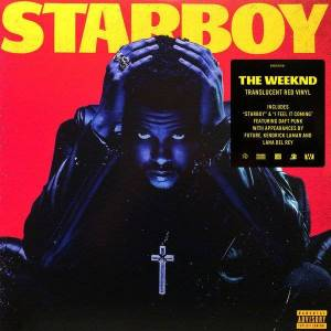 The Weeknd Starboy (2 LP)