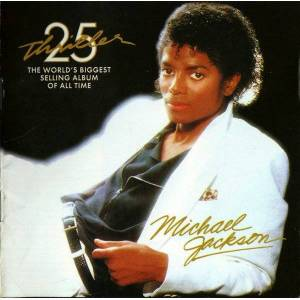 Michael Jackson Thriller (25th Anniversary Edition) (CD)