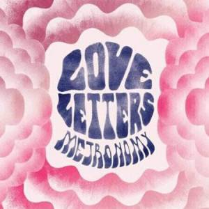 Metronomy (Band) Love Letters (LP + CD)