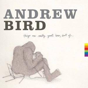 Andrew Bird Things Are Really Great Here, Sort Of... (Vinyl LP)