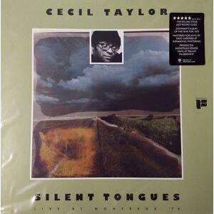 Cecil Taylor Silent Tongues (Vinyl LP) (180 Gram)
