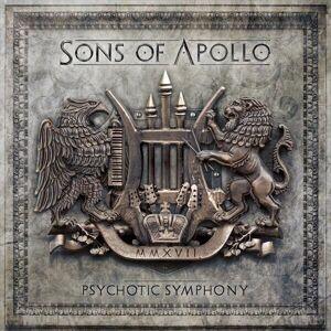 Sons Of Apollo Psychotic Symphony (2 LP + CD)
