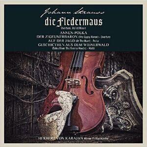 Johann Strauss Die Fledermaus (Vinyl LP)
