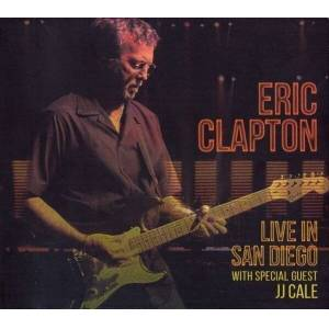 Eric Clapton Live In San Diego (With Special Guest Jj Cale) (2 CD)
