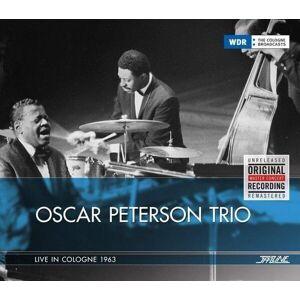 Oscar Peterson Trio Live In Cologne 1963 (2 LP) 180 g