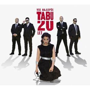 Tabu Vse Najboljše - 20 Let (2 CD) Hudobné CD