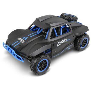 Buddy Toys BRC 18.521 RC Rally Racer Auto Čierna 1:18