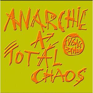 Hudobné albumy Visací Zámek: Anarchie a totál chaos - Visací Zámek