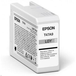EPSON ink Singlepack Light Gray T47A9 UltraChrome Pro 10 ink 50ml