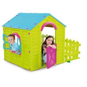 Rojaplast Záhradný detský domček MY GARDEN HOUSE zelená - POSLEDNÍ KUS