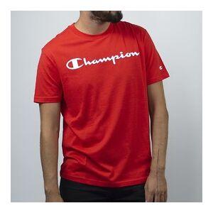 Champion Crewneck T-Shirt   214747-RS041   Červená   L