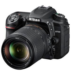 Nikon D7500 + 18-140 AF-S DX VR