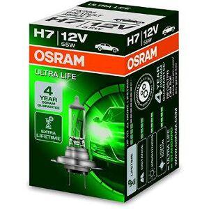 OSRAM Ultra Life H7 55 W PX26d