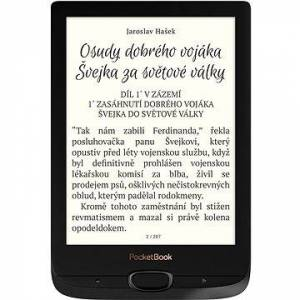 PocketBook 616 Basic Lux 2 Obsidian black