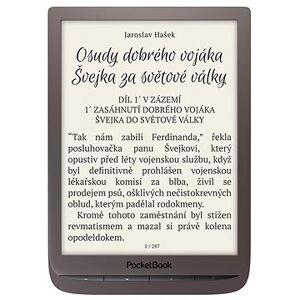 PocketBook 740 InkPad 3, tmavohnedý