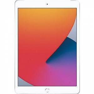Apple iPad 10.2 128 GB WiFi Cellular Strieborný 2020