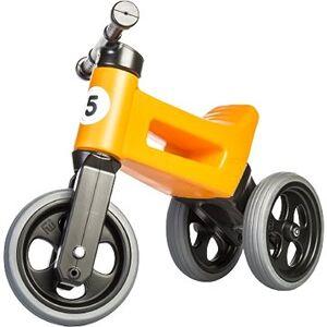Funny Wheels 2 v 1 – oranžové